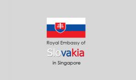 السفارة السلوفاكية في سنغافورة