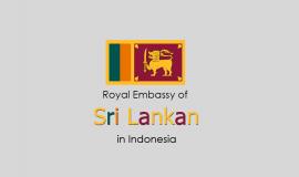 السفارة السريلانكية في جاكرتا  إندونيسيا