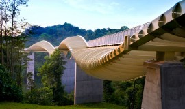 جسر هندرسون سنغافورة