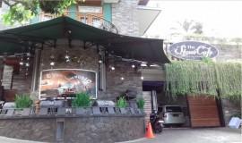 مطعم قهوة الصخرة باندونق اندونيسيا