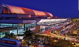 مطار شانغي في سنغافورة