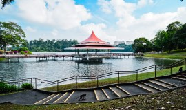 محمية ماك ريتشي في سنغافورة