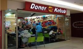 مطعم دونير كباب جاكرتا إندونيسيا