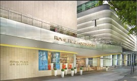 مطعم رويال بلازا سكوتس سنغافورة