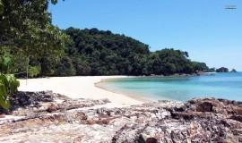 جزيرة كاباس ولاية تيرينجانو ماليزيا