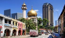 الحي العربي في سنغافورة