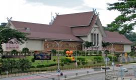 المتحف القومي في كوالالمبور بماليزيا
