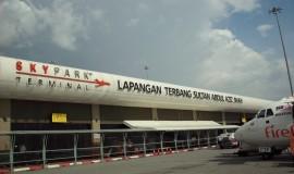 مطار السلطان عبدالعزيز شاه - سوبانج جايا