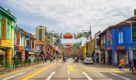 الحي الهندي  في سنغافورة