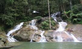 شلالات تمبلر بارك سيلانجور ماليزيا