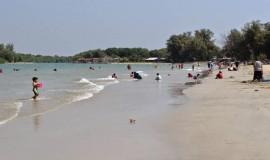 شاطئ باجان لالانج سيلانجور ماليزيا