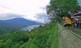 بحيرة بويان وتامبلنقان بالي اندونيسيا