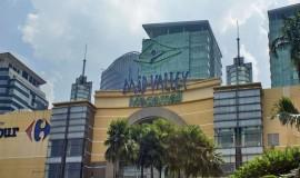 سوق ومول ميدفالي سيلانجور ماليزيا