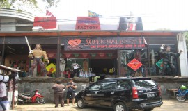 شارع الجينز باندونق اندونيسيا