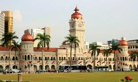 مبنى السلطان عبد الصمد كوالالمبور ماليزيا