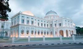 المتحف الوطني سنغافورة