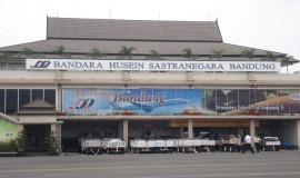 مطار حسين ساسترا نيجارا باندونق في إندونيسيا
