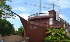 مطعم السفينة بينانج ماليزيا