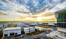 مطار KLIA 2 - اير أسيا, مطار محلي في ماليزيا