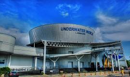 عالم تحت الماء في لنكاوي بماليزيا