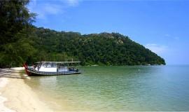 جزيرة القرود ورحلة الصيد والشوي في جزيرة بينانج بماليزيا