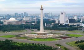 النصب التذكاري الوطني جاكرتا اندونيسيا