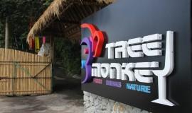 مطعم تري مونكي بينانج ماليزيا