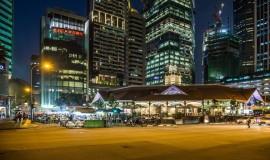 مول البافليون سنغافورة