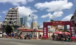 السوق الصيني في سنغافورة