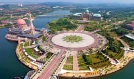 مدينة بوتراجايا سيلانجور ماليزيا