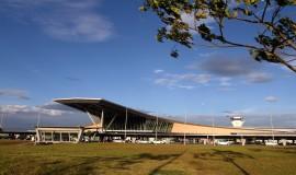 مطار السلطان إسماعيل الدولي جوهور بهرو في ماليزيا