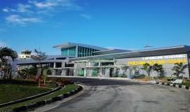 مطار السلطان أزلان شاه إيبوه في ماليزيا