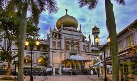 مسجد السلطان سنغافورة