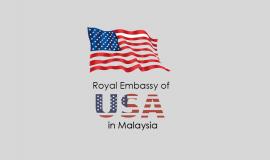 السفارة الأمريكية في كوالالمبور بماليزيا