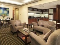 شقة ديلكس غرفة وصالة