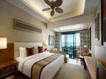 غرفة ديلكس علي البحر