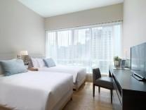 شقة غرفتين وصالة