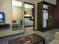 غرفة وصالة ديلكس