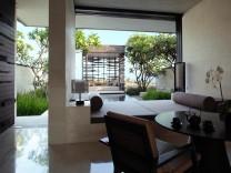 فيلا 3 غرف مع مسبح خاص