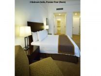 ثلاث غرف - طابق البريمير