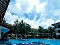 فندق الهوليدي فيلا بيتش لنكاوي ماليزيا