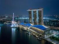 فندق مارينا باي ساندس سنغافورة
