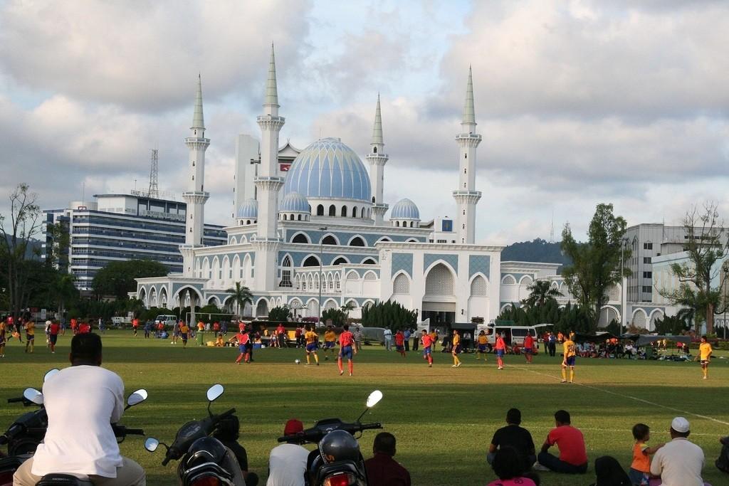 مسجد السطلن احمد شاه