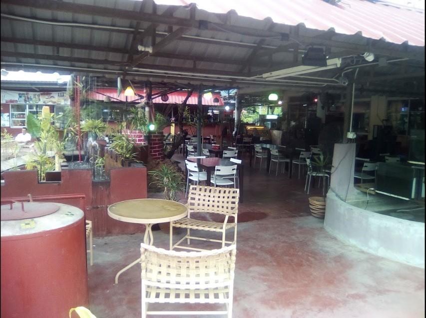 مطعم ذا روك لنكاوي ماليزيا