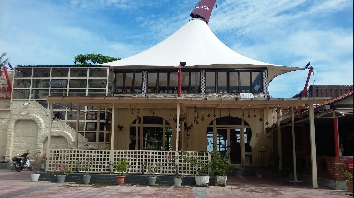مطعم طربوش بينانج ماليزيا