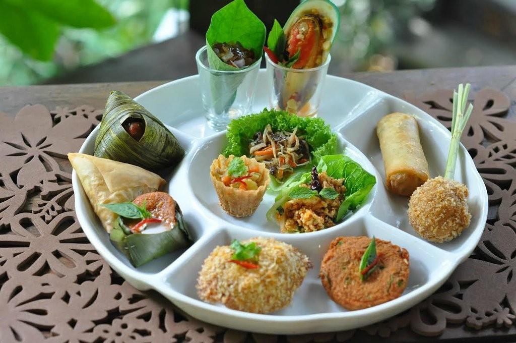 مطعم ثري مونكي بينانج ماليزيا