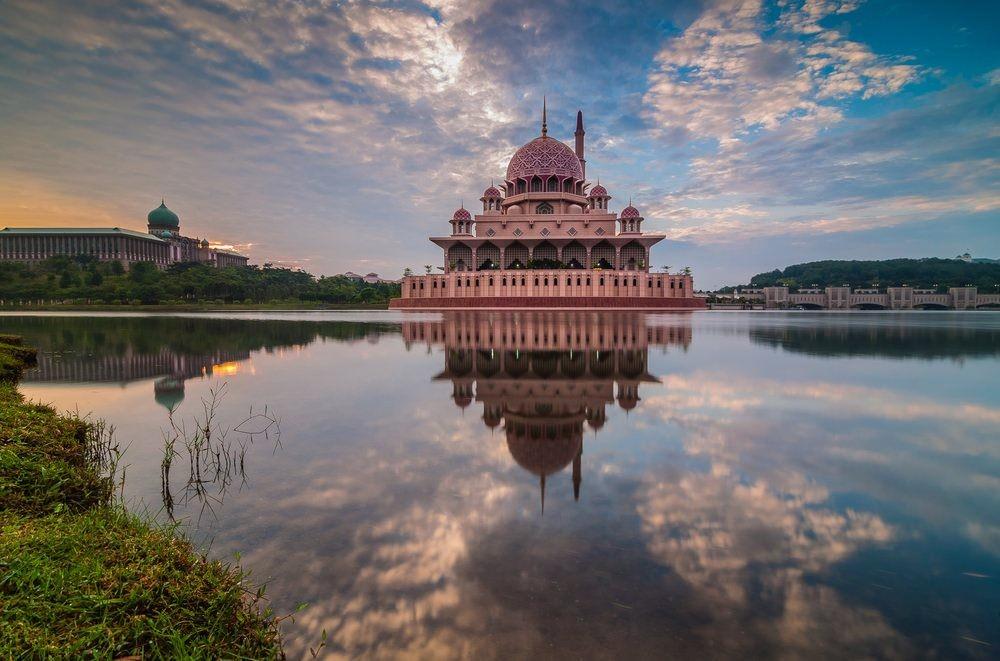 صور مدينة بوتراجايا كوالالمبور ماليزيا, افضل مدينة سياحية في ماليزيا, صور ماليزيا